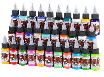 No Poison Eternal Tattoo Ink Environmental Protection 30ml / ขวด